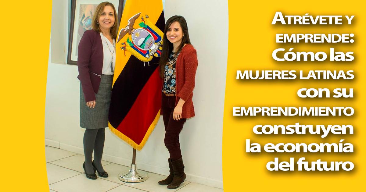 Mujeres Latinas: Un emprendimiento social y económico con creatividad
