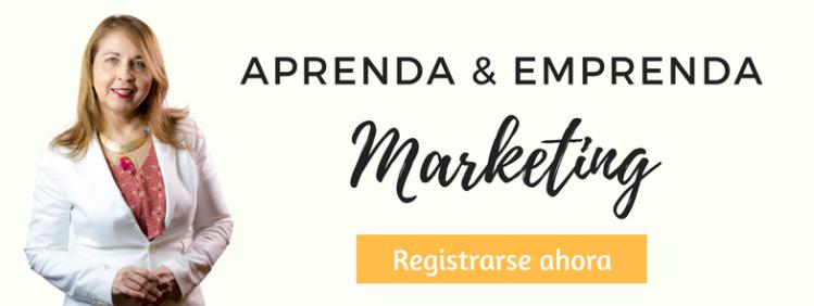 Aprende y emprende marketing