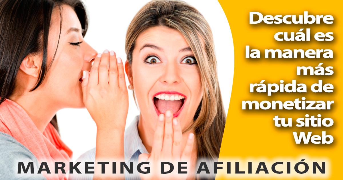 Marketing de Afiliación: No es una opción, es una fuente de ingreso real