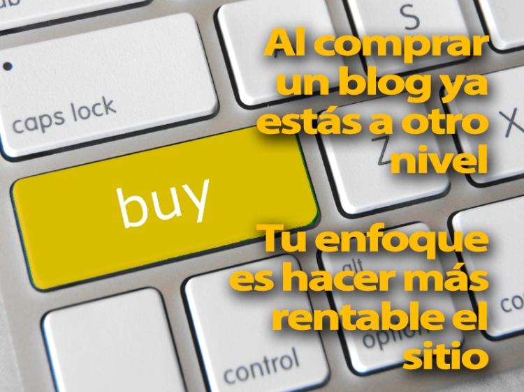 ¿Por qué comprar un Blog?