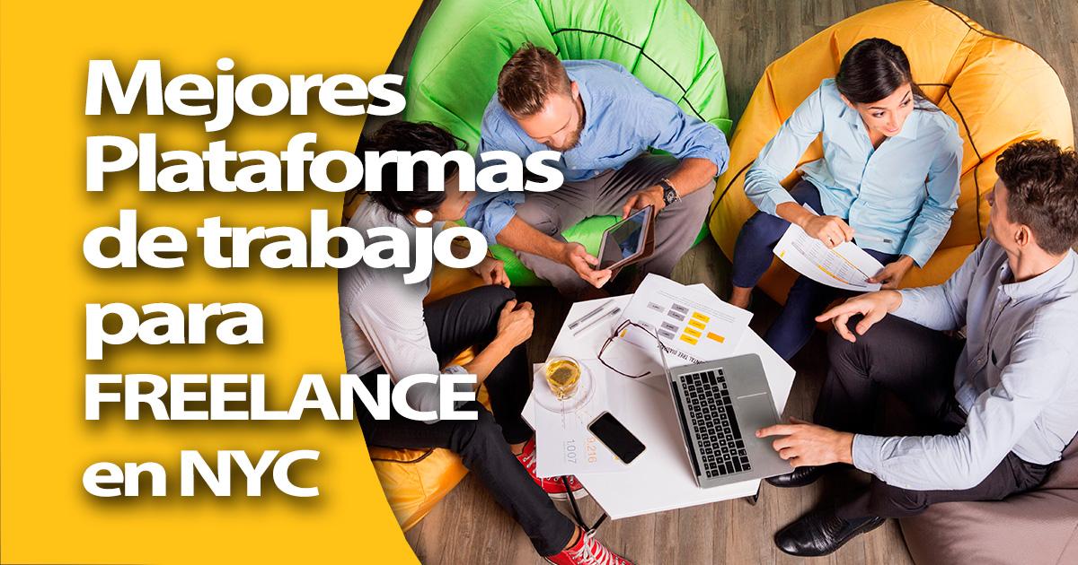 Plataformas de trabajo para freelancers que tienes que probar