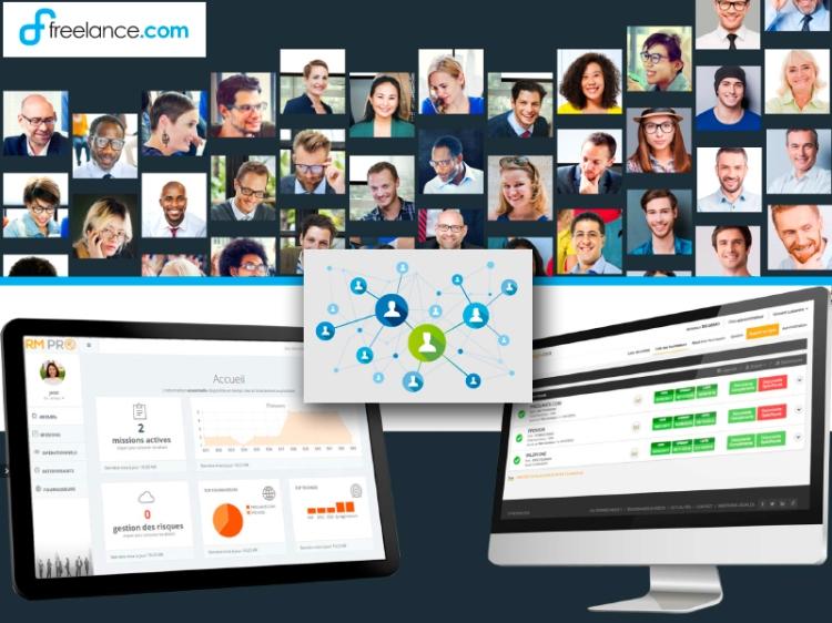 Ofrecer tus servicios como un profesional independiente (freelance)