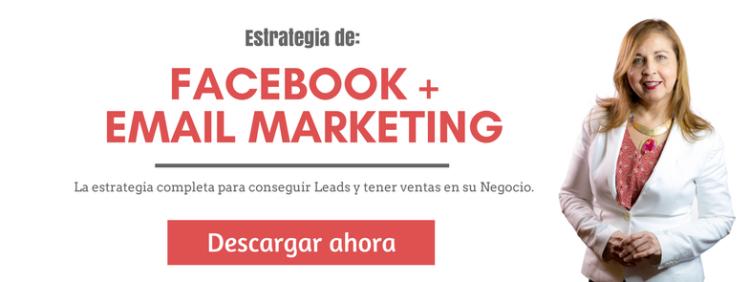 Descarga Facebook email marketing