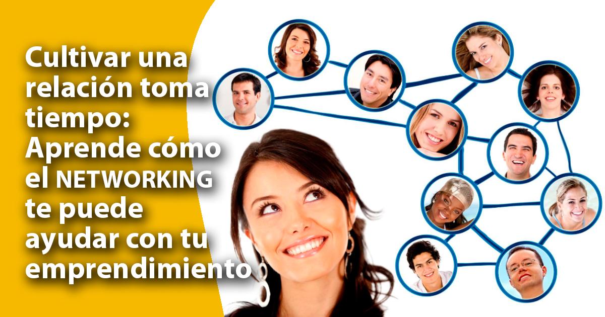Diciembre tiempo de networking: Comienza tu emprendimiento con buenos contactos profesionales