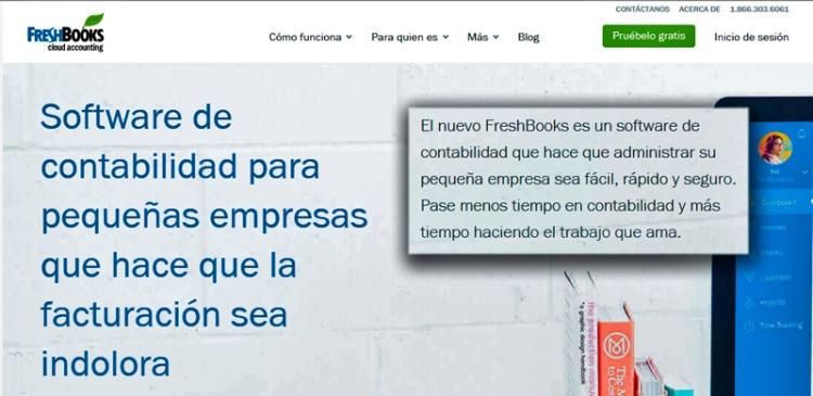 FreshBooks (Administra tu negocio de freelance como un experto)