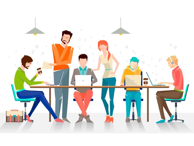 Emprendiendo: Modelo de negocio para una agencia de marketing digital