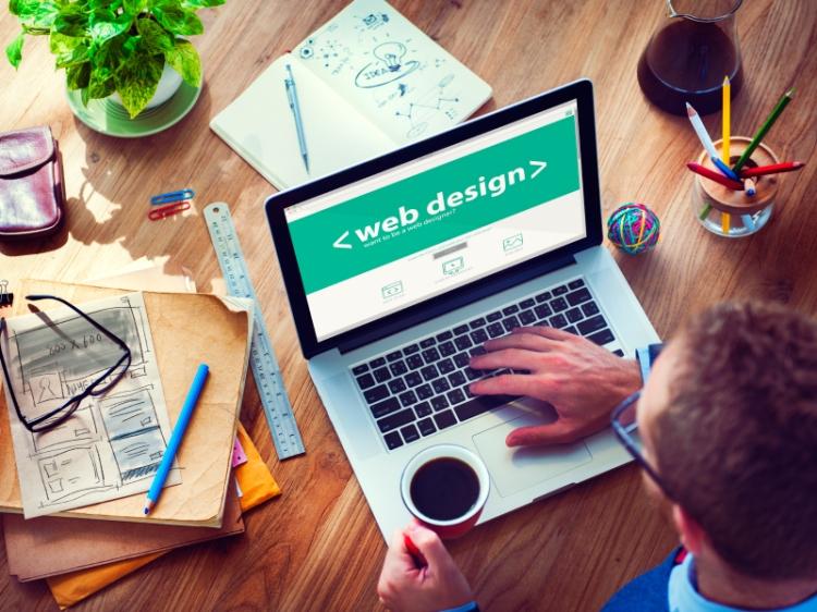Website designer: Diseñar sitios web monetizables